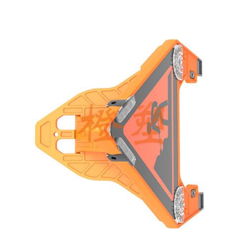 三角形塑料折叠式
