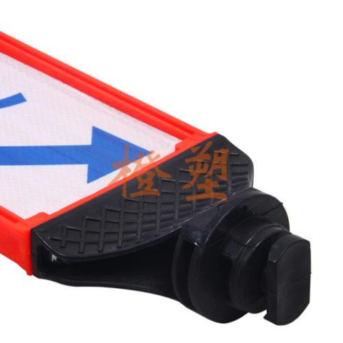 车道分隔系统[弹性板]